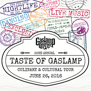 2016 Taste of Gaslamp