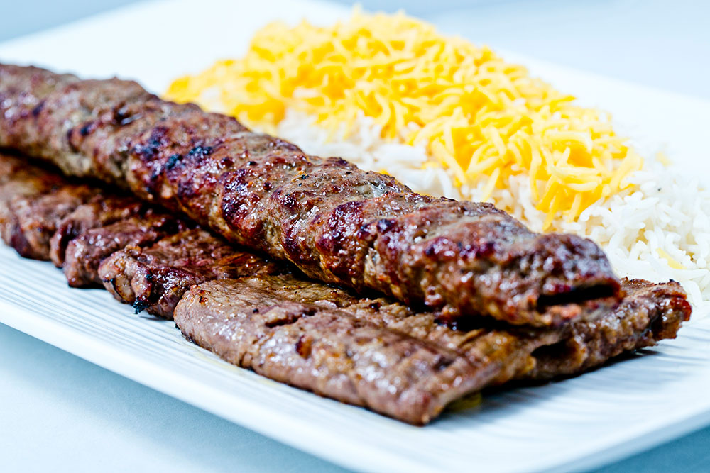 Persian Cuisine San Diego Ca